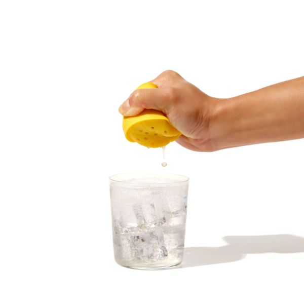 Silicone Lemon Squeeze & Store