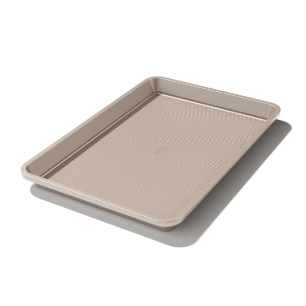 "Non-Stick Pro Jelly Roll Pan - 10"" x 15"""