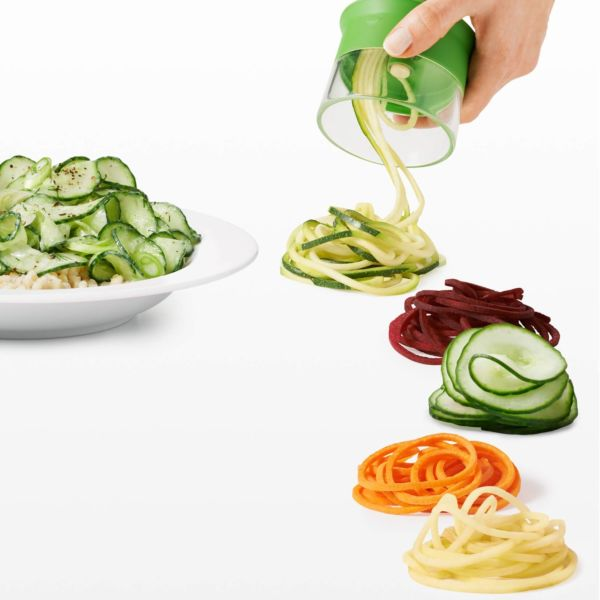 3-Blade Hand-Held Spiralizer