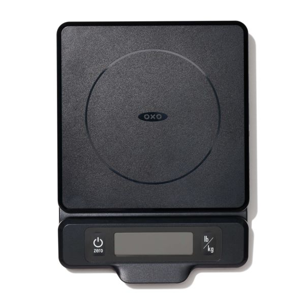 5 lb Food Scale with Pull-Out Display