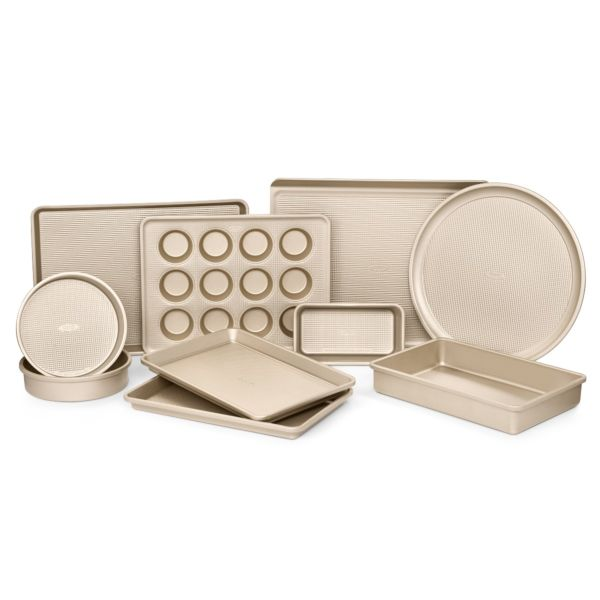 OXO Good Grips 10-Piece Bakeware Set