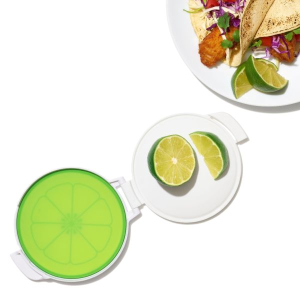 Cut & Keep Silicone Lime Saver