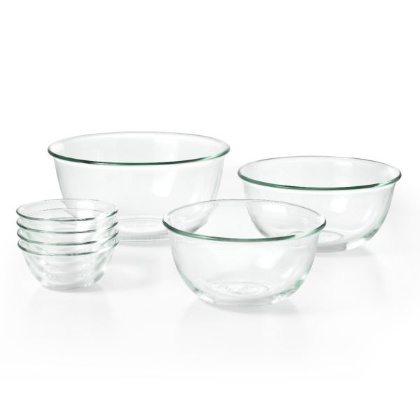 OXO Good Grips 7 Piece Glass Bowl Set