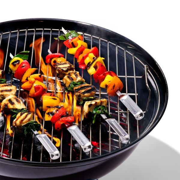 6-Piece Grilling Skewer Set