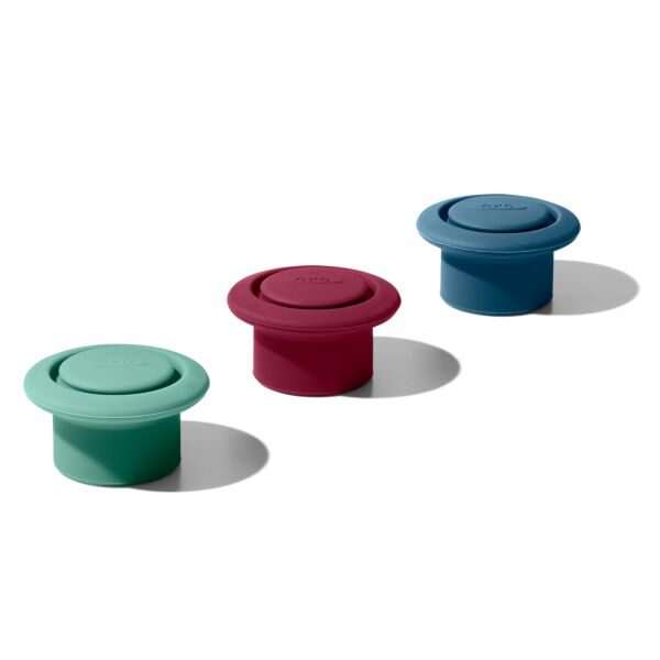 OXO Good Grips Silicone Wine Stoppers