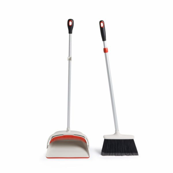 Large Sweep Set with Extendable Broom