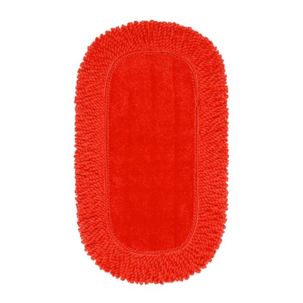 Microfiber Floor Duster with Fringe Refill