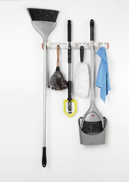 On-The-Wall Expandable Organizer