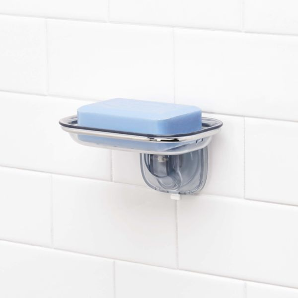 StrongHold™ Suction Soap Dish