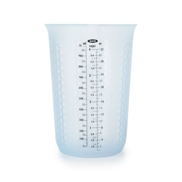 4 Cup Squeeze & Pour Measuring Cup