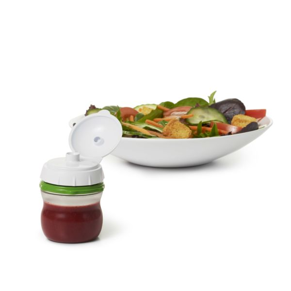 On-The-Go Silicone Squeeze Bottle