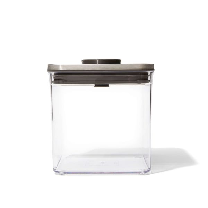 Steel POP Container - Big Square Short (2.8 Qt)