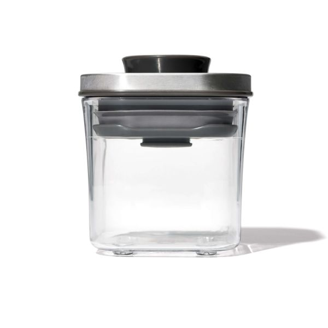 Steel POP Container - Mini Square Mini (0.2 Qt)