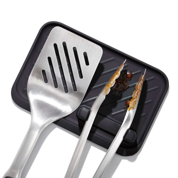 Grilling Tongs and Turner Set