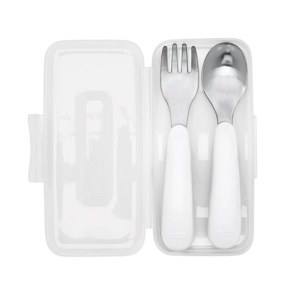 On-the-Go Fork and Spoon Set