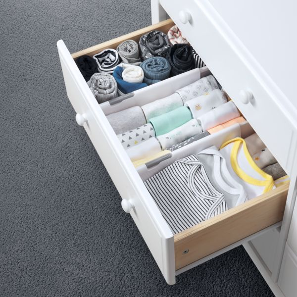 Expandable Drawer Dividers Set