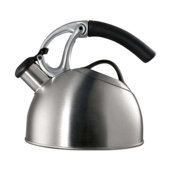 Uplift Tea Kettle - Brushed