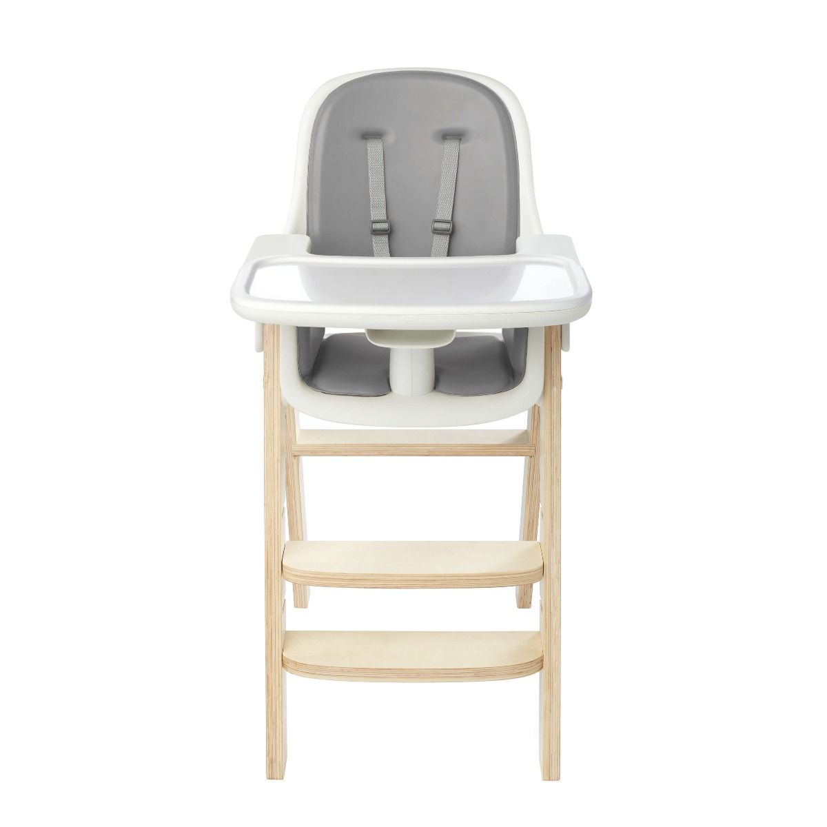 Sprout High Chair Green Walnut