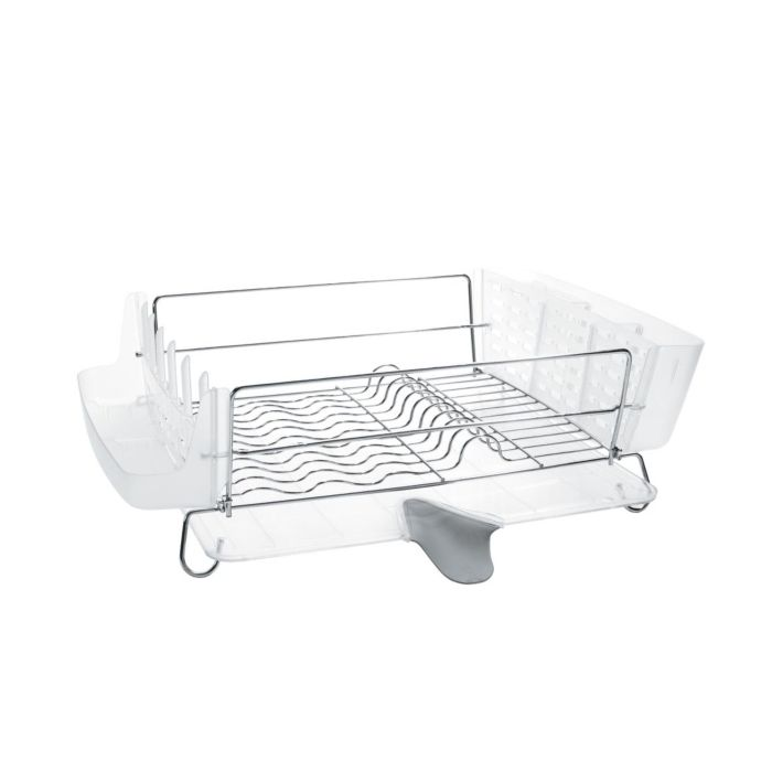 Folding Stainless Steel Dish Rack 1640