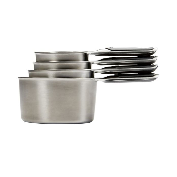 Stainless Steel Measuring Cups 477