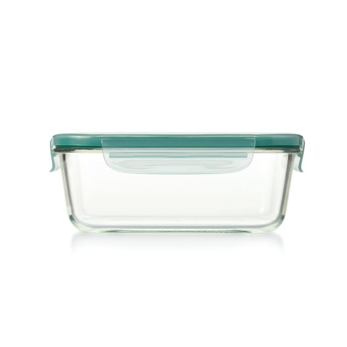 OXO Good Grips 8 Cup Smart Seal Glass Rectangle Container 8910