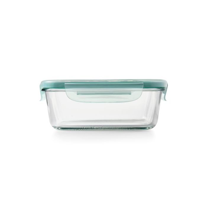 OXO Good Grips  3.5 Cup Smart Seal Glass Rectangle Container 8903