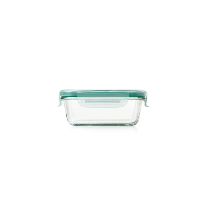 OXO Good Grips 1.6 Cup Smart Seal Glass Rectangle Container 8894
