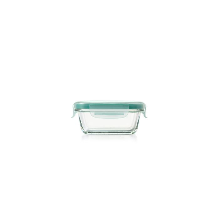 OXO Good Grips 4 oz Smart Seal Glass Rectangle Container 8887