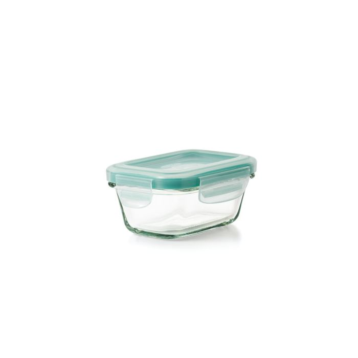 OXO Good Grips 4 oz Smart Seal Glass Rectangle Container 8884