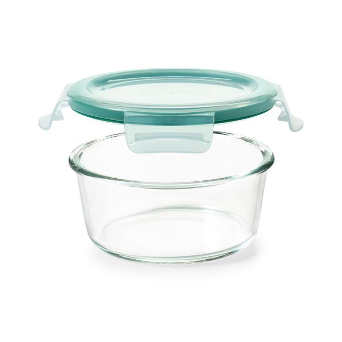 OXO Good Grips 7 Cup Smart Seal Glass Round Container 8879