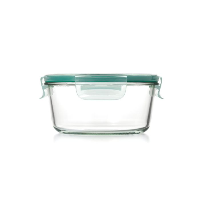 OXO Good Grips 7 Cup Smart Seal Glass Round Container 8878