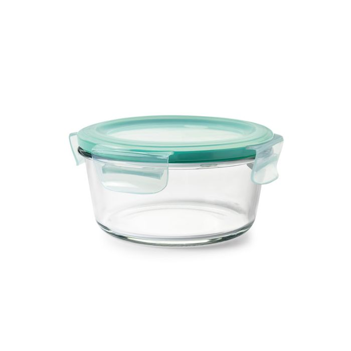 OXO Good Grips 4 Cup Smart Seal Glass Round Container 8868