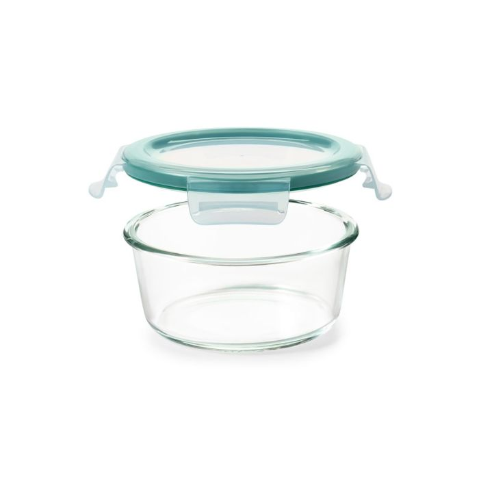 OXO Good Grips 4 Cup Smart Seal Glass Round Container 8870