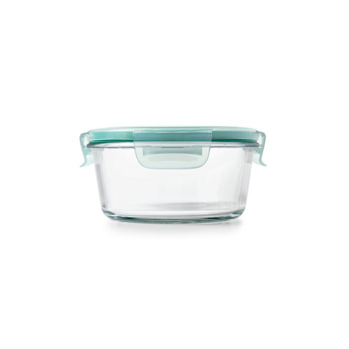 OXO Good Grips 4 Cup Smart Seal Glass Round Container 8871