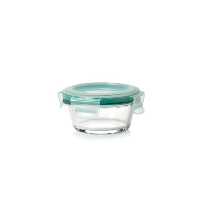 1 Cup Smart Seal Glass Round Container 8852