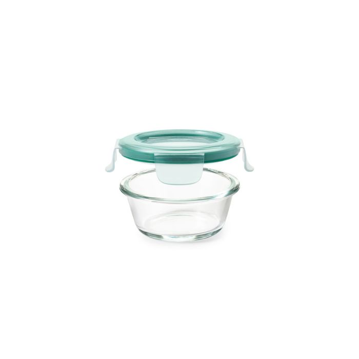 1 Cup Smart Seal Glass Round Container 8855
