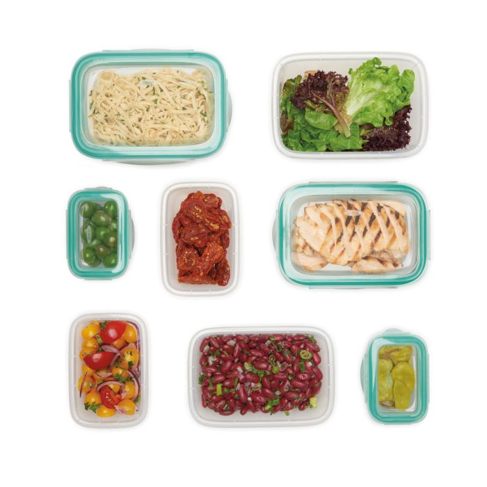 OXO Good Grips 16 Piece Smart Seal Plastic Container Set 8925