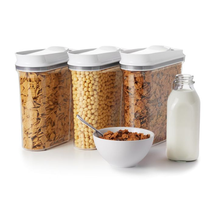 3 Piece Cereal Dispenser Set 3431