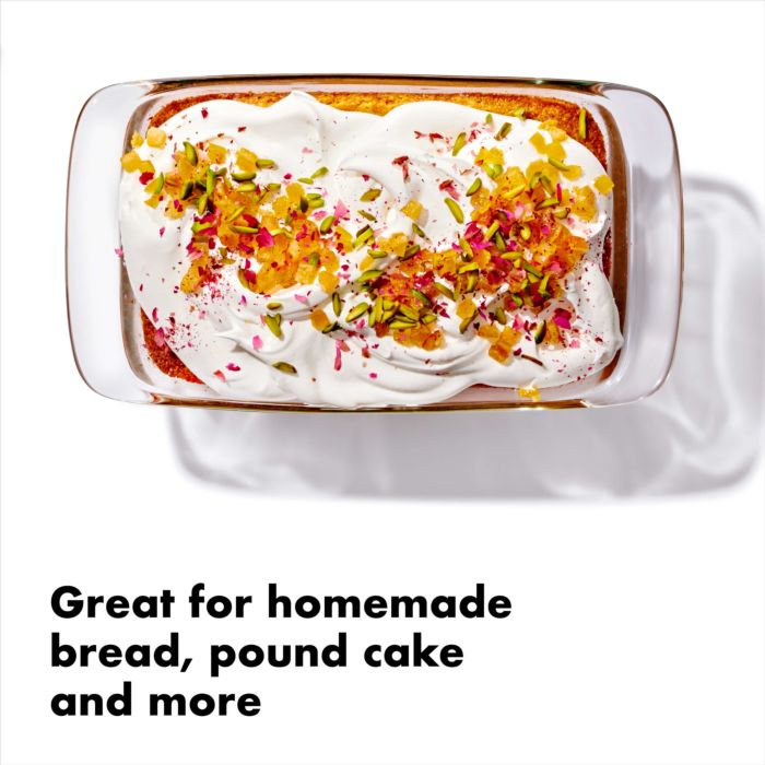 1.6 Qt Loaf Baking Dish with Lid  177764