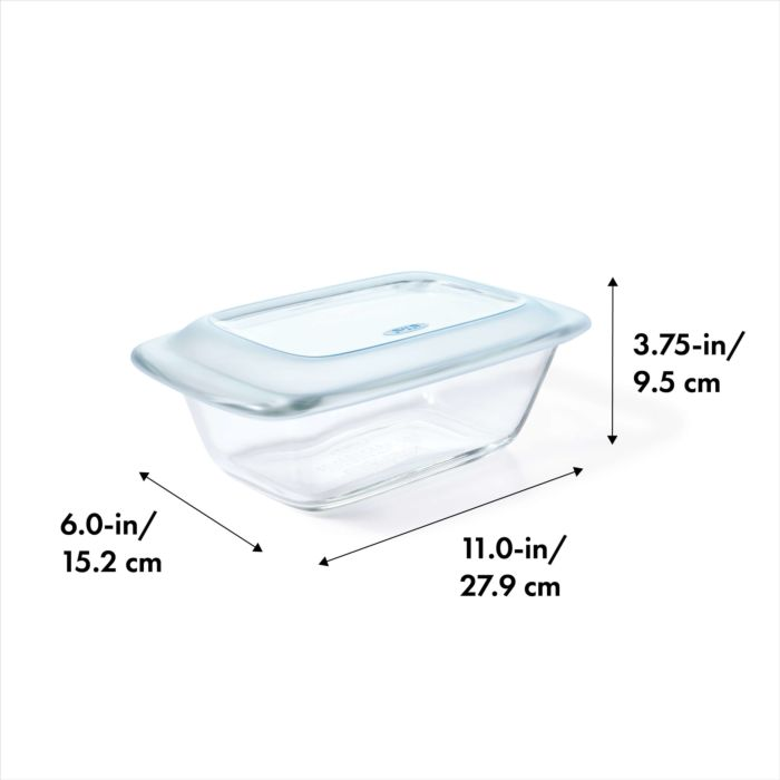 1.6 Qt Loaf Baking Dish with Lid  177768