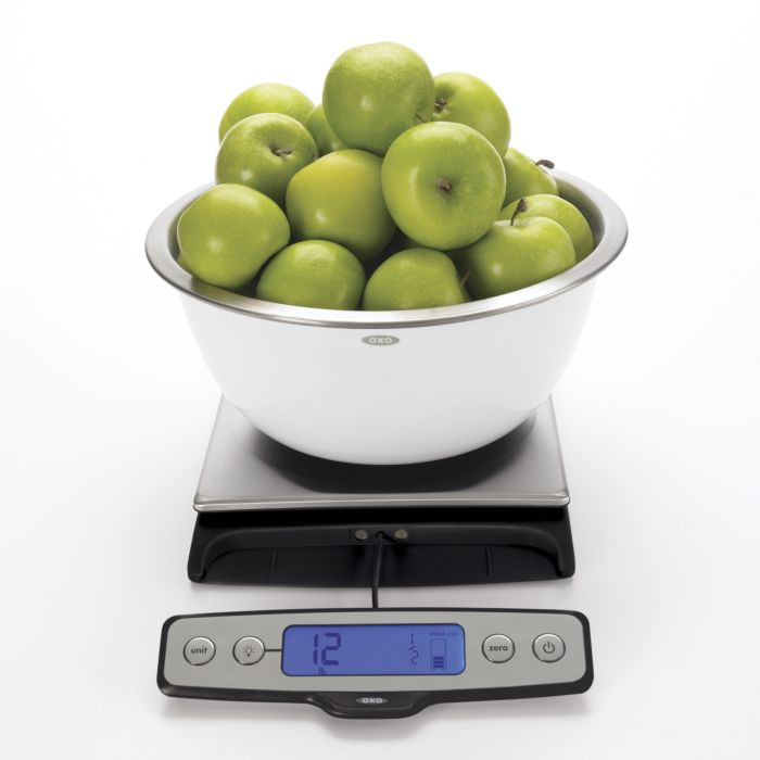 22 lb Food Scale with Pull Out Display 398