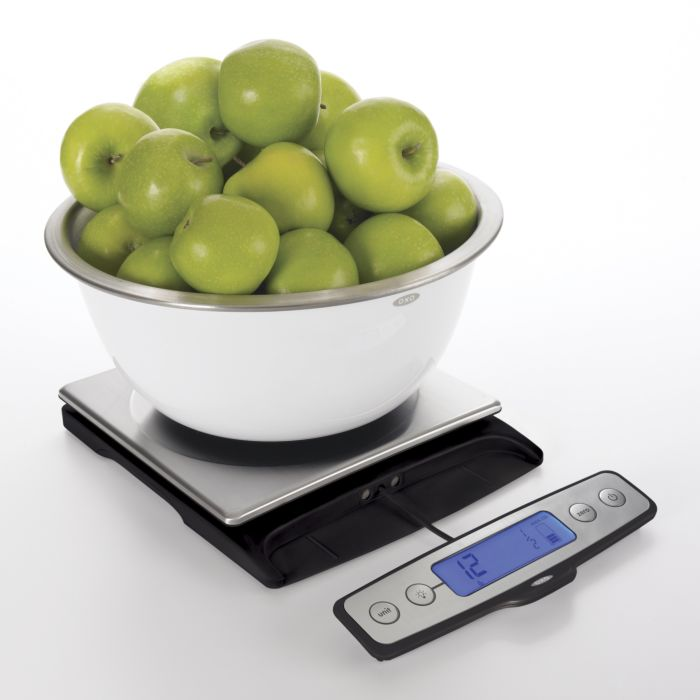 22 lb Food Scale with Pull Out Display 399