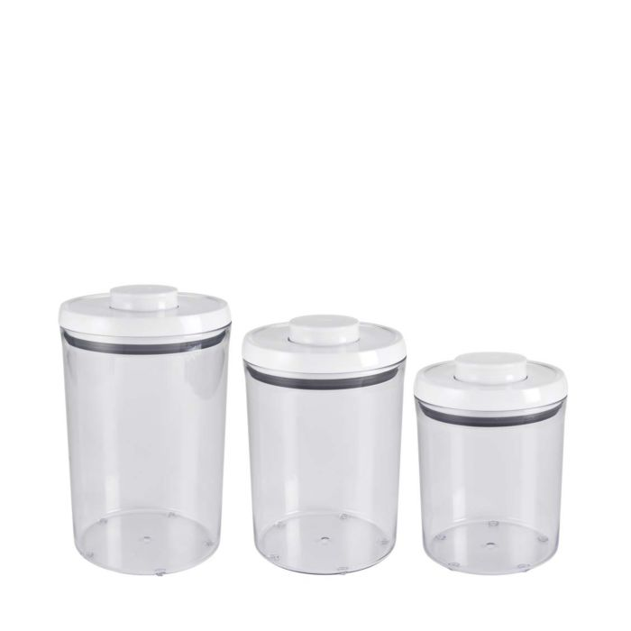 3-Piece POP Round Canister Set 2024