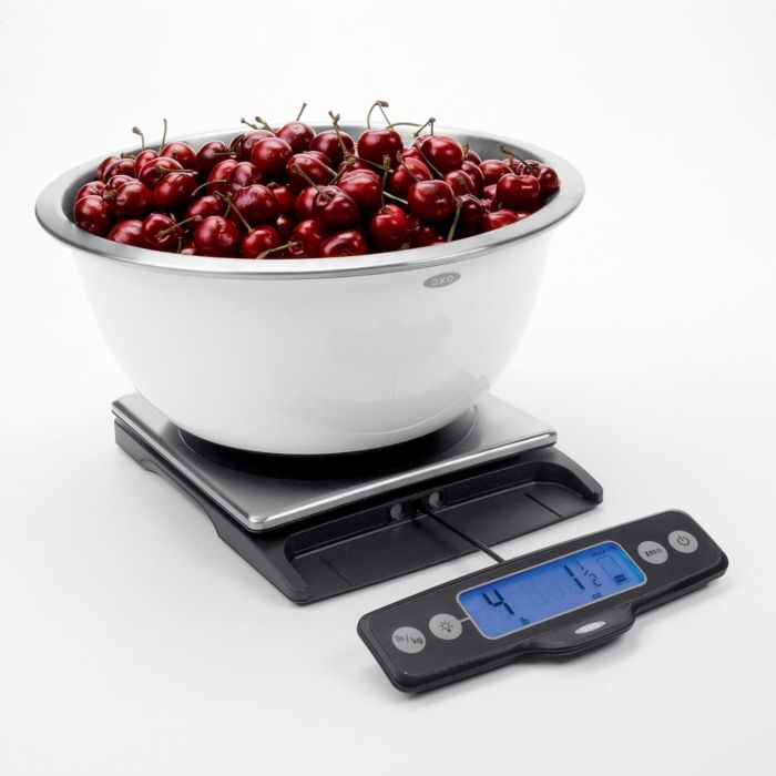 11lb Food Scale with Pull Out Display 403