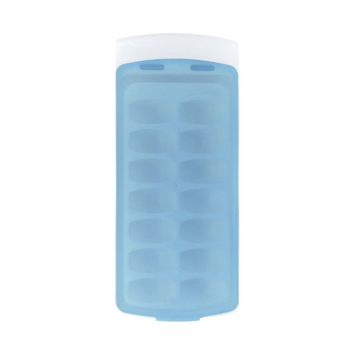 No-Spill Ice Cube Tray 1398