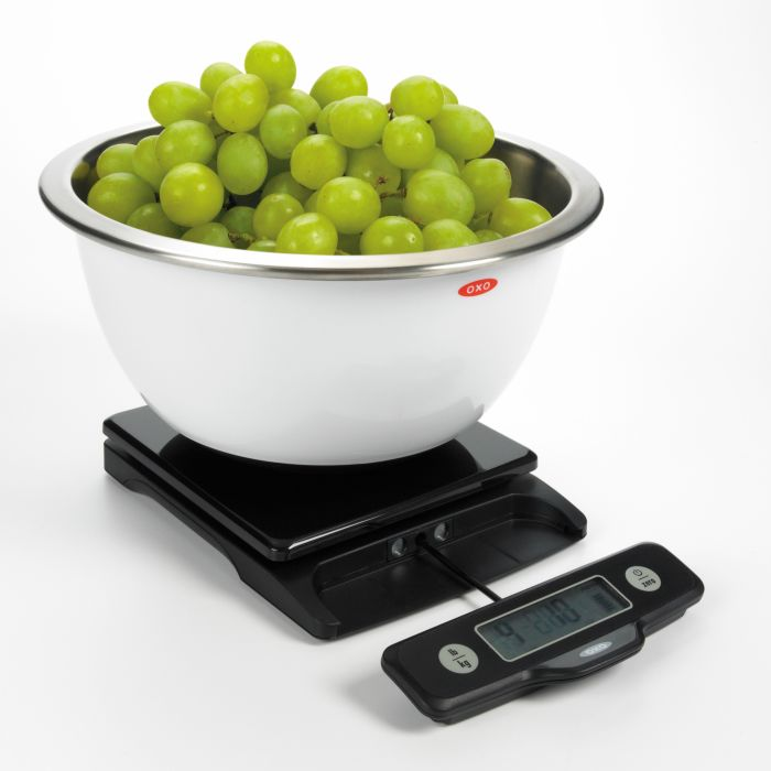 OXO Good Grips 5 lb Food Scale with Pull Out Display 2289