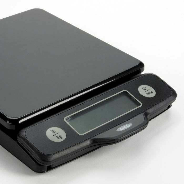 OXO Good Grips 5 lb Food Scale with Pull Out Display 2290