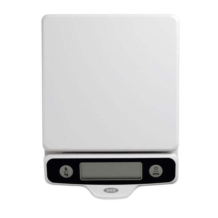 OXO Good Grips 5 lb Food Scale with Pull Out Display 3254