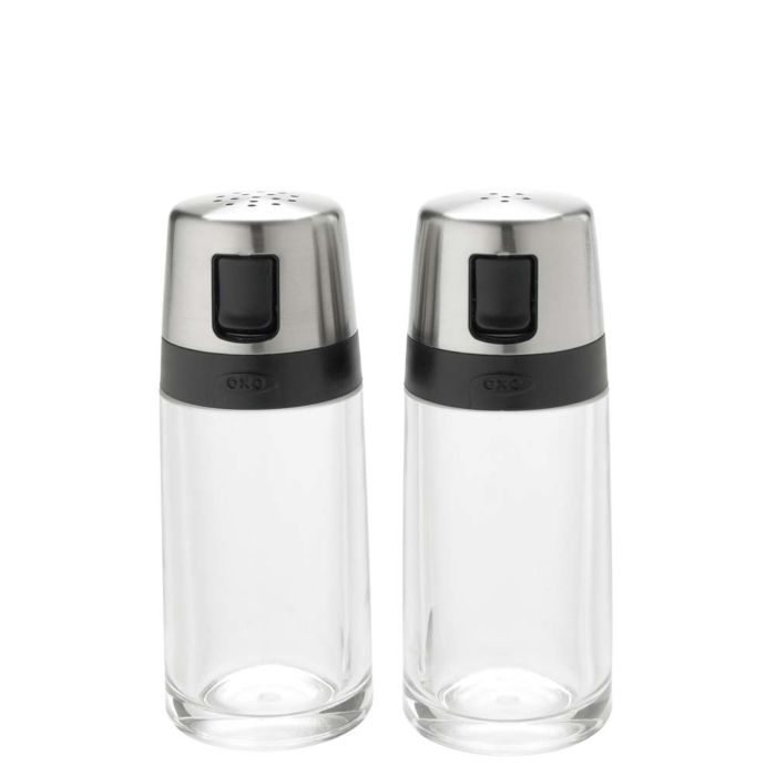 Simple Salt and Pepper Shaker Set 509