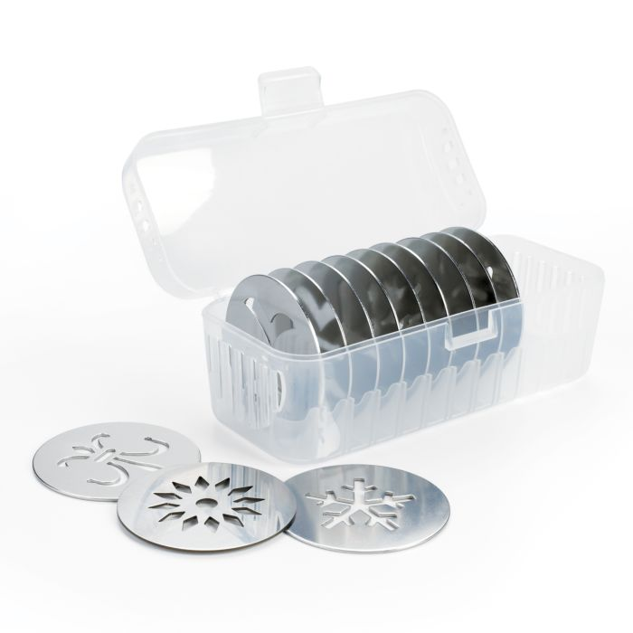 OXO Good Grips Cookie Press With Disk Storage Case 175639